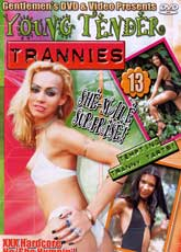 Young Tender Trannies 13 DVD