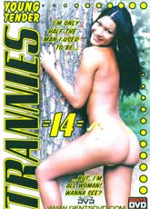 Young Tender Trannies 14 DVD