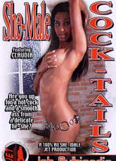 She-Male Cock-Tails DVD
